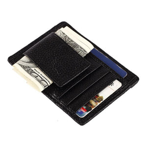 All-in-one Deluxe Leather Wallet