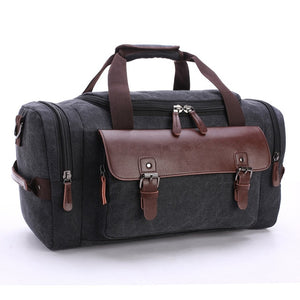 Canvas Luggage Bag