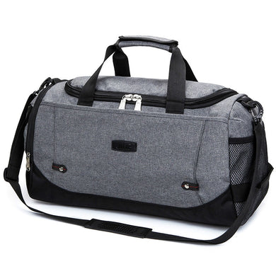 Large Sporty Nylon Bag
