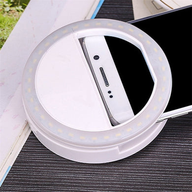 Portable LED Selfie Ring