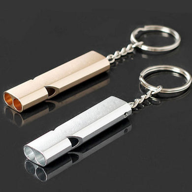 Premium Whistle Keychain