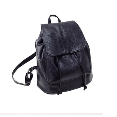 Classic Leather Rucksack