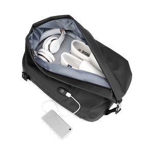 "Anti-theft Travel Backpack (15.6"" Laptop)"