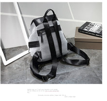 Load image into Gallery viewer, Patterned Nylon Backpack