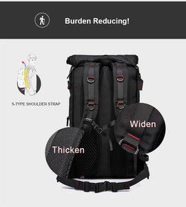 Multi-Functional Oxford Travel Backpack