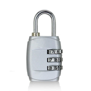 3 Digit Combination Lock