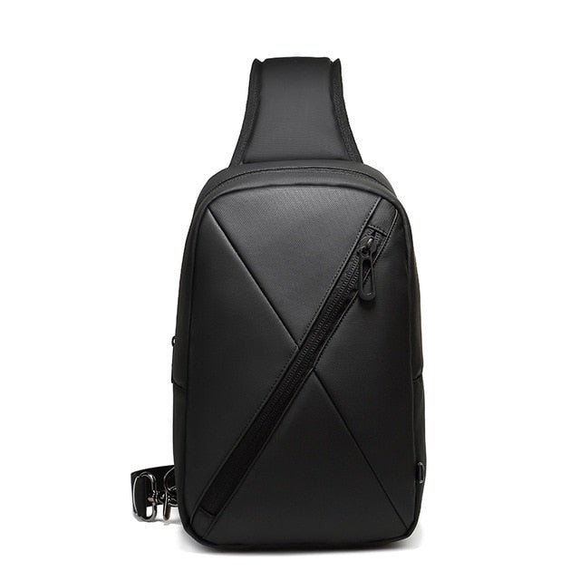 Sleek Multifunctional Crossbody Bag