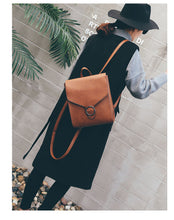 Load image into Gallery viewer, Women Satchel Backpack