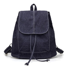 Load image into Gallery viewer, 90s Denim Backpack