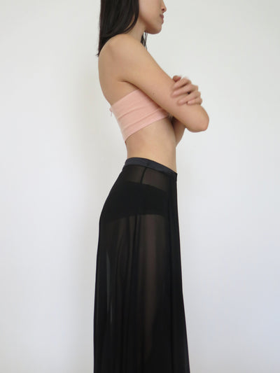 Joan Silk Skirt