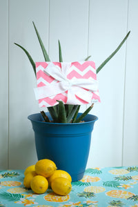 Rosea Greeting Card Wrap