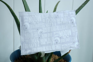 To the Moon and Back Greeting Card Wrap