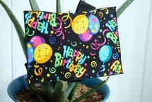 Load image into Gallery viewer, Happy Birthday Greeting Card Wrap