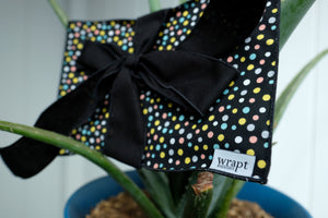 Delightful Dots Greeting Card Wrap