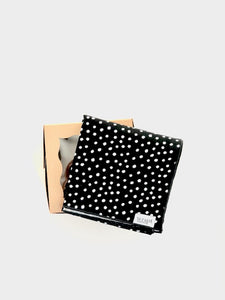 Polka Dot Gift Wrap with Bakery Box (Small)