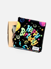 Load image into Gallery viewer, Happy Birthday Gift Wrap with Bakery Box (Small)