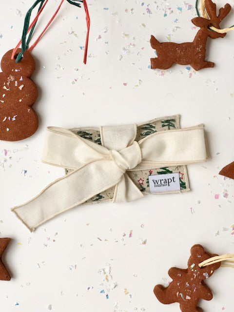 Holiday Tree Gift Card Wrap