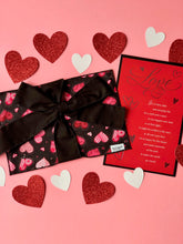 Load image into Gallery viewer, Be Mine Valentine Greeting Card Wrap