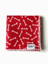 Load image into Gallery viewer, Red Arrow Valentine Gift Wrap (Small)
