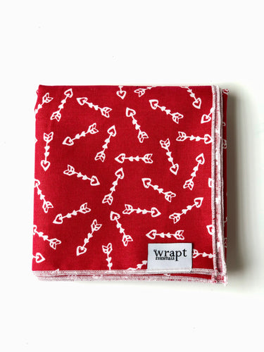 Red Arrow Valentine Gift Wrap (Large)