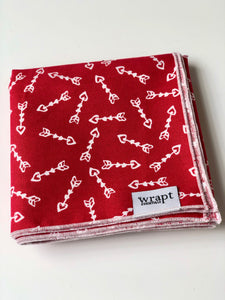 Red Arrow Valentine Gift Wrap (Small)