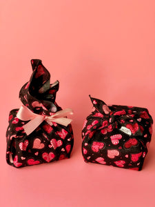 Be Mine Valentine Gift Wrap (Small)