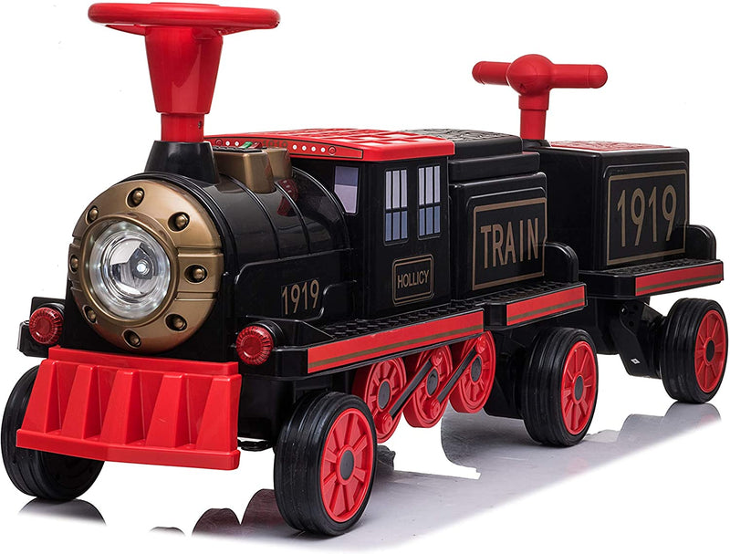 Ride On Train, 12V Ride On For Kids/Adults