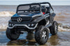 MERCEDES BENZ UNIMOG ATV 24V 2 SEATER - Black