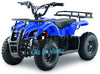 ELECTRIC ATV 36V QUAD FOR KIDS - BLUE