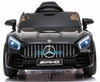 MERCEDES BENZ AMG GTR 12V KIDS RIDE ON 1 SEAT- BLACK |IN STOCK|
