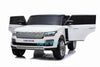 RANGE ROVER HSE KIDS RIDE ON 12V 2 SEATER - WHITE |PRE ORDER|