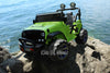 JEEP WRANGLER KIDS RIDE ON CAR 12V - LIME GREEN