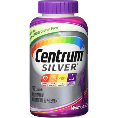 Centrum Silver Women 50+ - Tabletas - Puro Estado Fisico