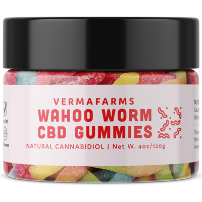 Verma Farms CBD Gummies Assortment Kit - 3 Unidades - Puro Estado Fisico