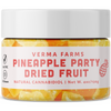 Verma Farms Pineapple Party Dried Fruit - 20 Masticables - Puro Estado Fisico