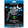 Hemp Bombs CBD Sleep Patch - 6 Parches - Puro Estado Fisico