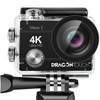 Dragon Touch Camara Go Pro Impermeable 4K Ultra HD - Puro Estado Fisico