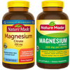 Nature Made Magnesium Citrate 250 mg - Softgels - Puro Estado Fisico