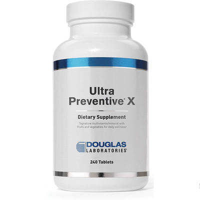 Douglas Laboratories Ultra Preventive X - Tabletas - Puro Estado Fisico