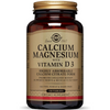 Solgar Calcium Magnesium with Vitamin D3 - Tablets - Puro Estado Fisico