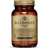 "Solgar B-Complex ""50"" - Vegetable Capsules - Puro Estado Fisico"