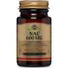 Solgar NAC 600 mg - Vegetable Capsules - Puro Estado Fisico