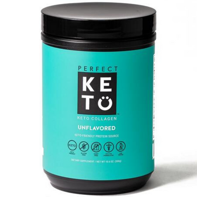 Perfect Keto Keto Collagen - 20 servicios - Puro Estado Fisico