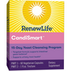 Renew Life CandiSmart Cleansing Program - 60 Cápsulas - 29.57 ml Tintura - Puro Estado Fisico