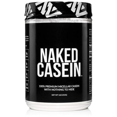 Naked Nutrition Naked Casein Unflavored 1 lb