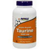 NOW Foods Double Strength Taurine 1000 mg - 250 Cápsulas Vegetales