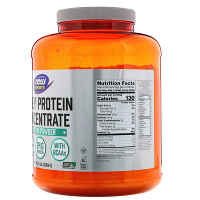 NOW Sports Whey Protein Concentrate - Sin Sabor