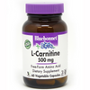 Bluebonnet L-Carnitine - 500 mg - Vegetable Capsules - Puro Estado Fisico