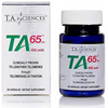 T.A. Sciences TA 65 Telomerase Activation - Capsules - Puro Estado Fisico