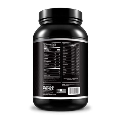 Muscle Feast Hydrolyzed Whey Protein - Puro Estado Fisico